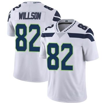 Youth Nike Seattle Seahawks Luke Willson White Vapor Untouchable Jersey - Limited