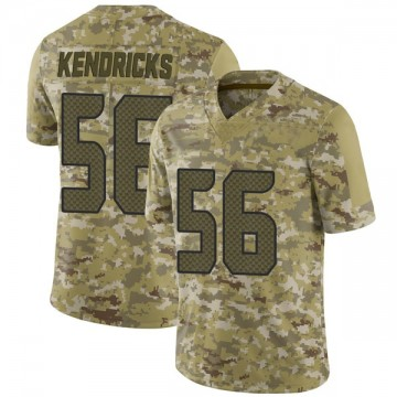 Youth Nike Seattle Seahawks Mychal Kendricks Camo 2018 Salute to Service Jersey - Limited