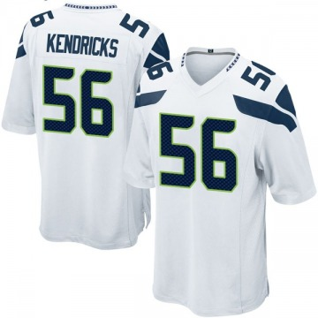 Youth Nike Seattle Seahawks Mychal Kendricks White Jersey - Game