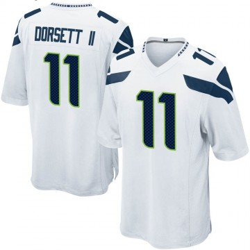 Youth Nike Seattle Seahawks Phillip Dorsett White Jersey - Game