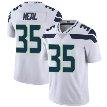 Youth Nike Seattle Seahawks Ryan Neal White Vapor Untouchable Jersey - Limited